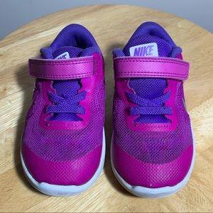 Purple Nike size 7C